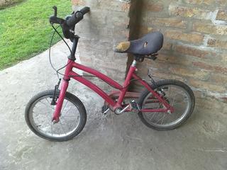 Bici De Nena Usada