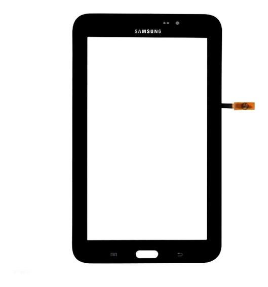 Tela Touch Sm-t110 Samsung Galaxy Tab 3 Lite Wi Fi Preto