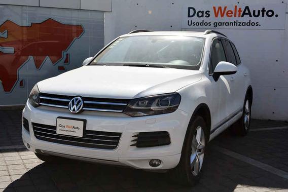 Volkswagen Touareg 5p V6 3.0 Tdi Paq Nav