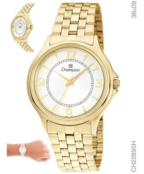 Relógio Champion Analógico Ch22902k Feminino