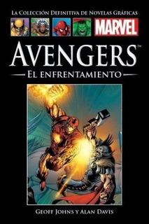 Marvel Salvat Vol.12 - Avengers: El Enfrentamiento - Sellado