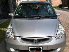 Honda Fit Ex At Ba Cvt 2008