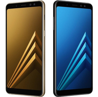 Smartphone Samsung Galaxy A8 Plus 64gb Tela 6.0 4g+ Cores