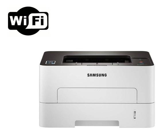 Impressora Samsung Sl-m2835dw M2835 2835 Rede Sem Fio Wifi