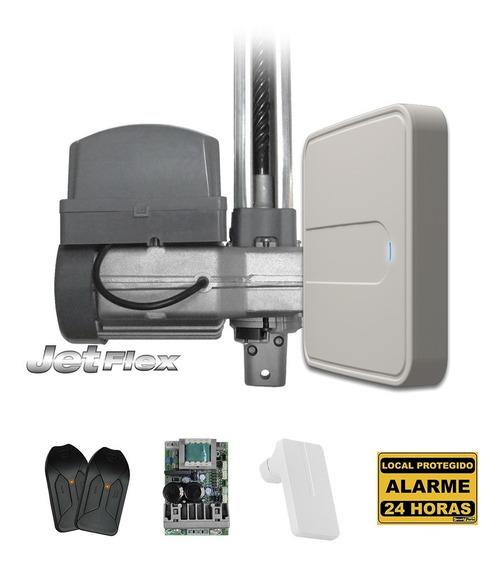 Kit Motor Basculante 1/2 Jet Flex Alarme Wifi Cel App Ppa