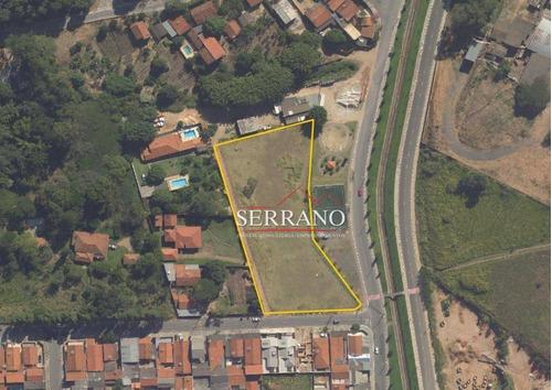 Terreno À Venda, 5000 M² Por R$ 3.500.000,00 - Jardim Três Irmãos - Vinhedo/sp - Te0428