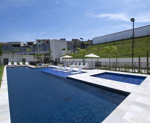 Apartamento À Venda, 44 M²  2 Dorms.  Parque São Vicente  Mauá/sp - 38743