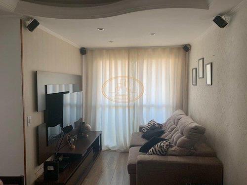 Apartamento  Com 2 Dormitório(s) Localizado(a) No Bairro Sacomã Em São Paulo / São Paulo  - 17296:924694