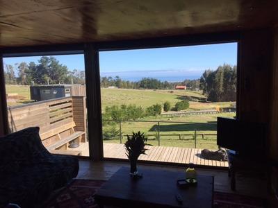 Hermosa Casa Con Vista Al Mar Sector Punta De Lobos