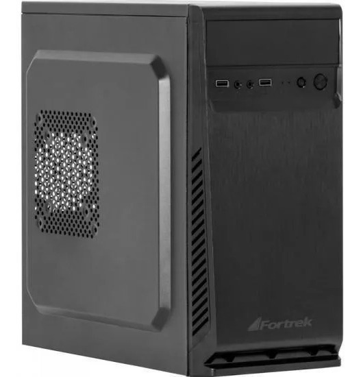 Pc Intel Cpu Core I5, 4gb Ddr3, Ssd 240gb, Gabinete Padrão