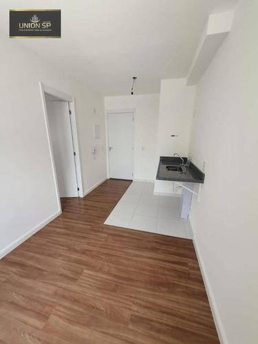 Imagem 1 de 13 de Apartamento Com 1 Dormitório À Venda, 28 M² - Santa Cecília - São Paulo/sp - Ap50579