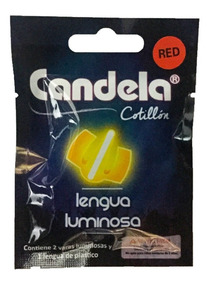 Cotillon Luminoso: Lengua Luminosa - Barata La Golosineria