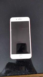 iPhone 7 Plus 128 Gb Edição Especial Vermelho!