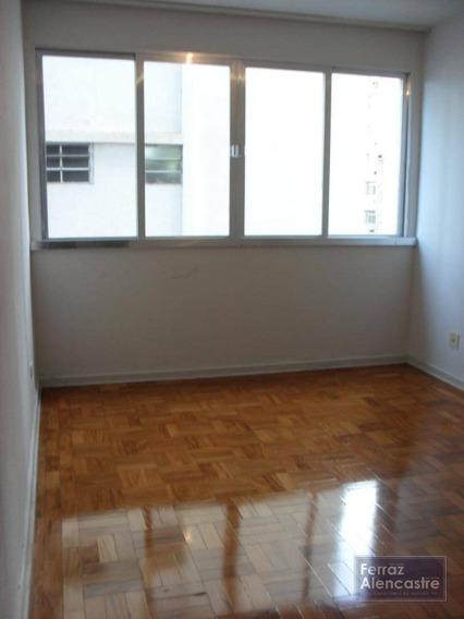 Apartamento Para Alugar, 70 M² Por R$ 2.410,00/mês - Boqueirão - Santos/sp - Ap0062