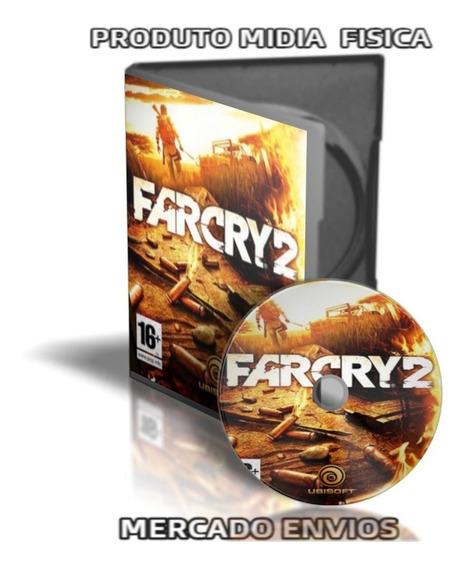 Jogo Para Pc Far Cry 2 Midia Fisica