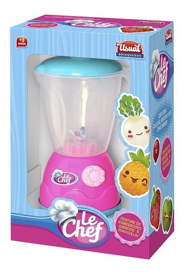 Licuadora Colleccion Cook Niñas Usual Brinquedos