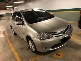 Toyota Etios Xls Sedan 1.5 Flex 16v 4p Mec - 2014