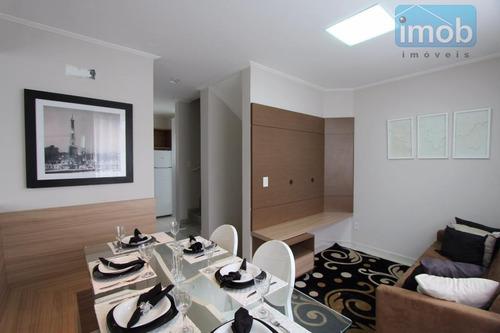 Sobrado Com 2 Dormitórios À Venda, 84 M² Por R$ 430.000,00 - Estuário - Santos/sp - So0146
