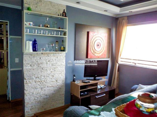Imagem 1 de 16 de Apartamento No Jardim Marabá (zona Sul) - Ap3488