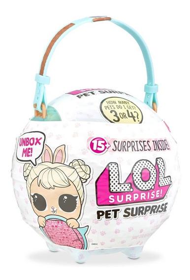 Muñecas Lol Surprise Biggie Pet 2