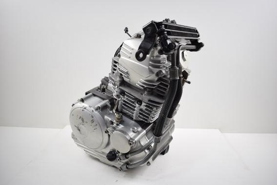 Motor Parcial Ys 250 Fazer 10/11/12/13/14/15/16 Baixa E Nota