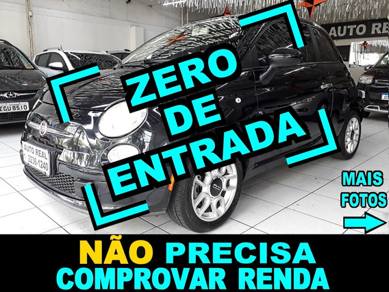 Fiat 500 Cult 2012 / Financiamos Sem Entrada !!!