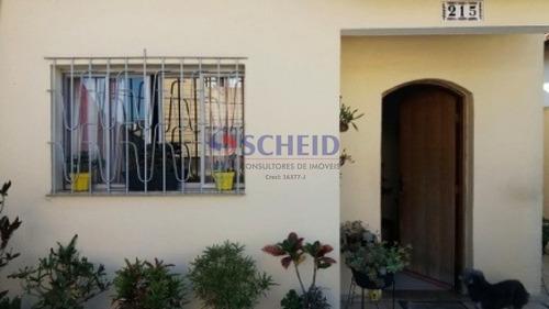 Imagem 1 de 15 de Casa Térrea A Venda No Jardim Jabaquara, 2 Dormitórios - Mc8318