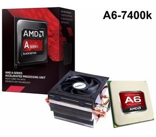 Procesador Amd A6 7400k Fm2 Nuevo En Caja
