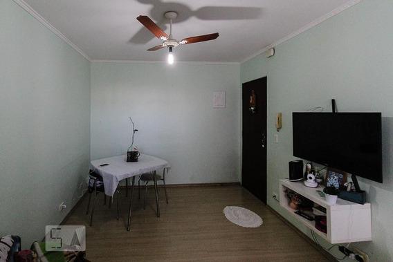 Apartamento No 4º Andar Com 2 Dormitórios E 1 Garagem - Id: 892946836 - 246836