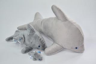 Kits Familia Delfines Chica (12cm,32cm,60cm) Mundo Marino