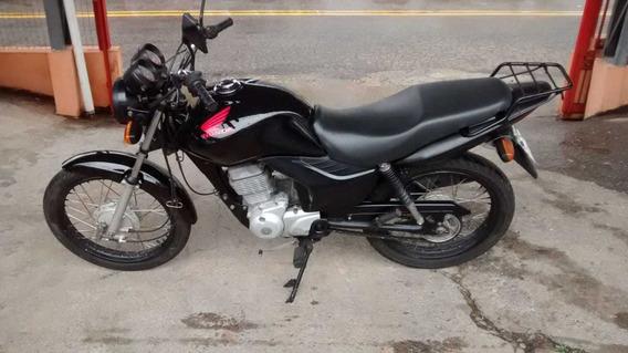 Honda Cg 125 Ks Financio E Faço Troca