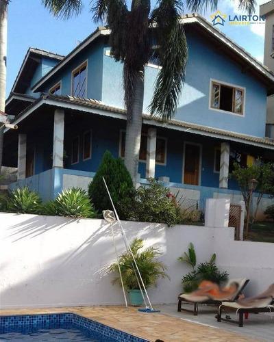 Chácara Com 3 Dormitórios À Venda, 1000 M² Por R$ 950.000 - Sítio Da Moenda - Itatiba/sp - Ch1320