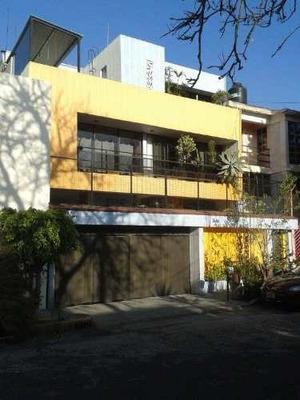 Venta De Casa En Condominio En Villa Coapa