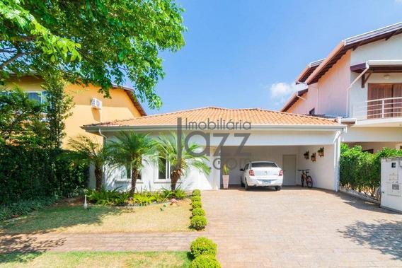 Oportunidade Casa Térrea Com 4 Suítes Condomínio Greenvile - Ca0809