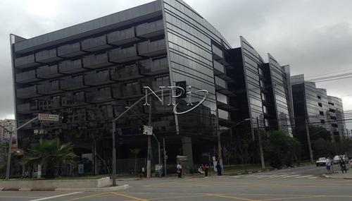 Edificio Ez Mark Vila Mariana  Salas Comerciais Na Vila Mariana | Npi Imoveis - V-5356