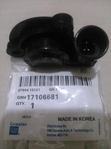 Sensor Tps Optra Hatchback Gm
