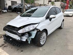 Sucata Ford New Fiesta 1.0 Tit Gtdi A 2017 Venda De Peças