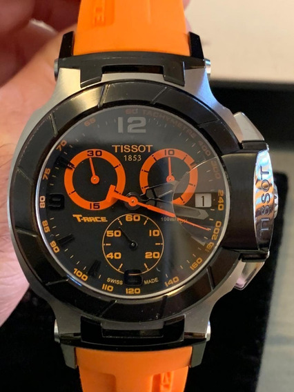 Relógio Tissot - T-race Chronograph - Moto Gp T048417