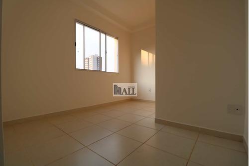Apartamento À Venda No Cidade Nova - São José Do Rio Preto - V6791