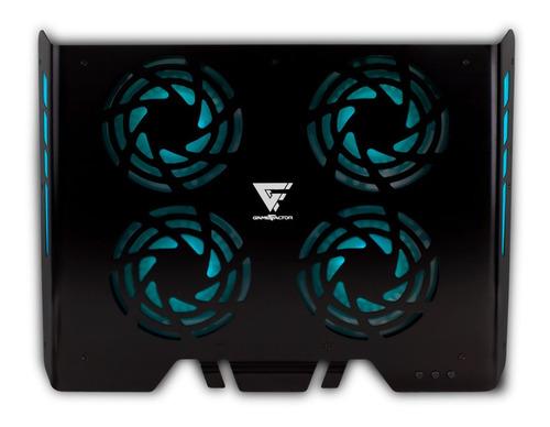 Base Enfriadora Game Factor Cpg400 4 Ventiladores Rgb 17