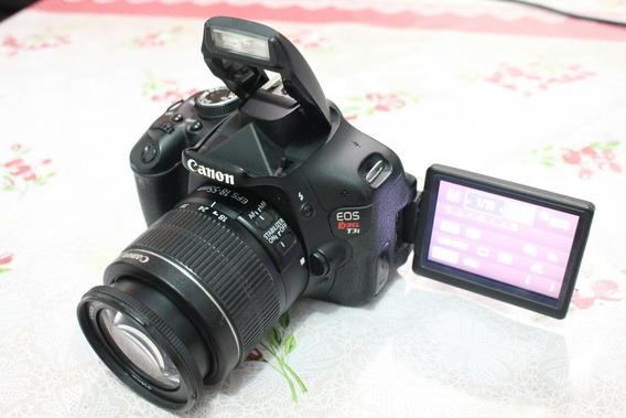 Canon T3i Completa Desconto A Vista . Confira Mais !!