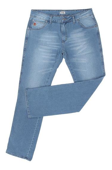 Calça Jeans Feminina Azul Claro Com Elastano - Wrangler 20x