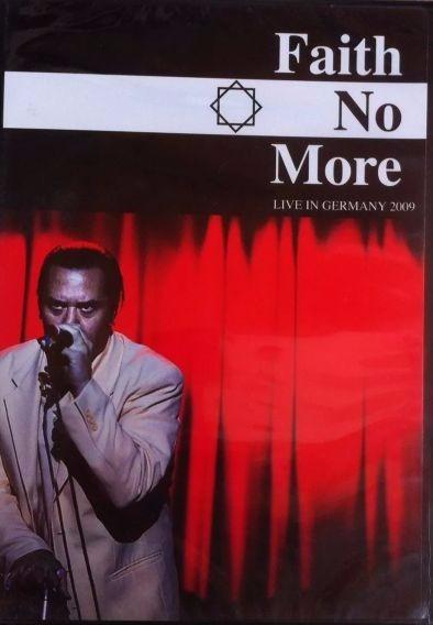 Dvd Faith No More Live In Germany Frete Grátis Original