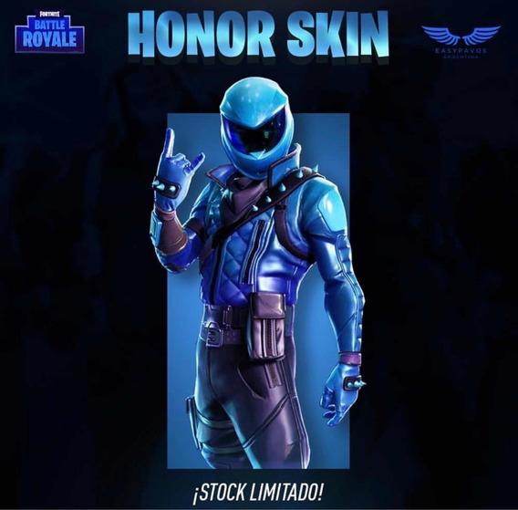 Honor Guard Skin Código Epic Games, Pc, Ps4, Xbox E Swicht