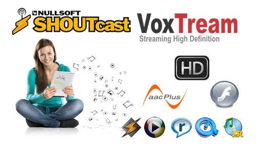 Streaming Ilimitado + Programetes + Live Rede Social + App