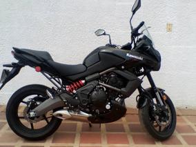 Kawasaki Versys Año 2014 Con 1600km Y Un Motor De 650cc