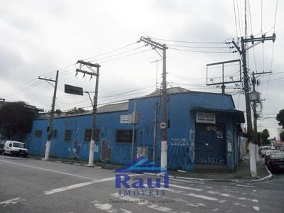 Loc./ Venda Galpão - Santo Amaro, São Paulo-sp - 2197-2