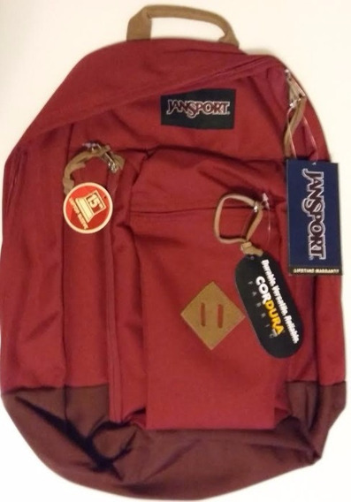 Mochila Jansport Reilly Pack Viking Red Laptop