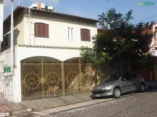 Venda Sobrado 4 Dormitórios Jardim Gumercindo Guarulhos R$ 1.300.000,00 - 13008v