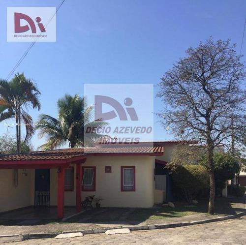 Casa Com 3 Dormitórios À Venda Por R$ 460.000,00 - Residencial Vila Velha - Taubaté/sp - Ca0084